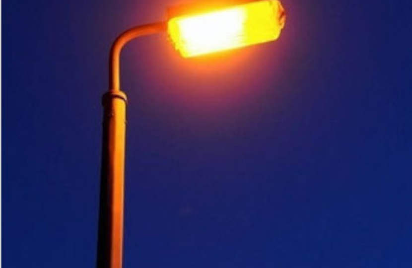image of streetlight