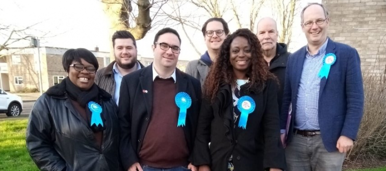 Basildon Conservatives Team